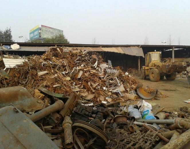 苏州废铁回收价格