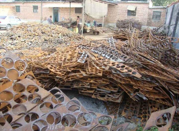 苏州高价回收废铁