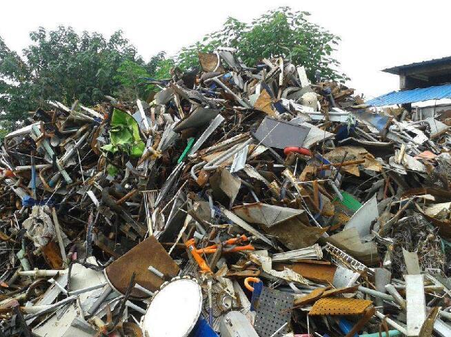 苏州高价回收废旧金属