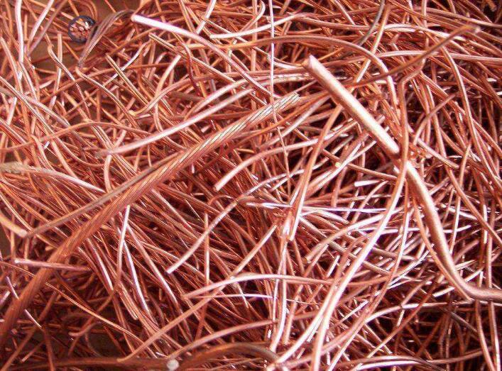 苏州废铜回收价格